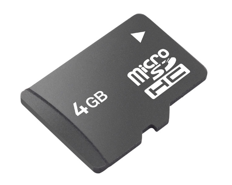 microsd karte 4 gb inkl sd adapter 12 99. Black Bedroom Furniture Sets. Home Design Ideas