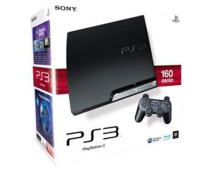 Playstation 3 160GB HDD (slim) Firmware 3.50