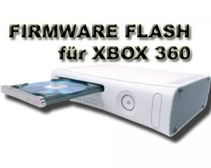 1. DVD Firmware Flash | PHAT Xbox360 Umbau